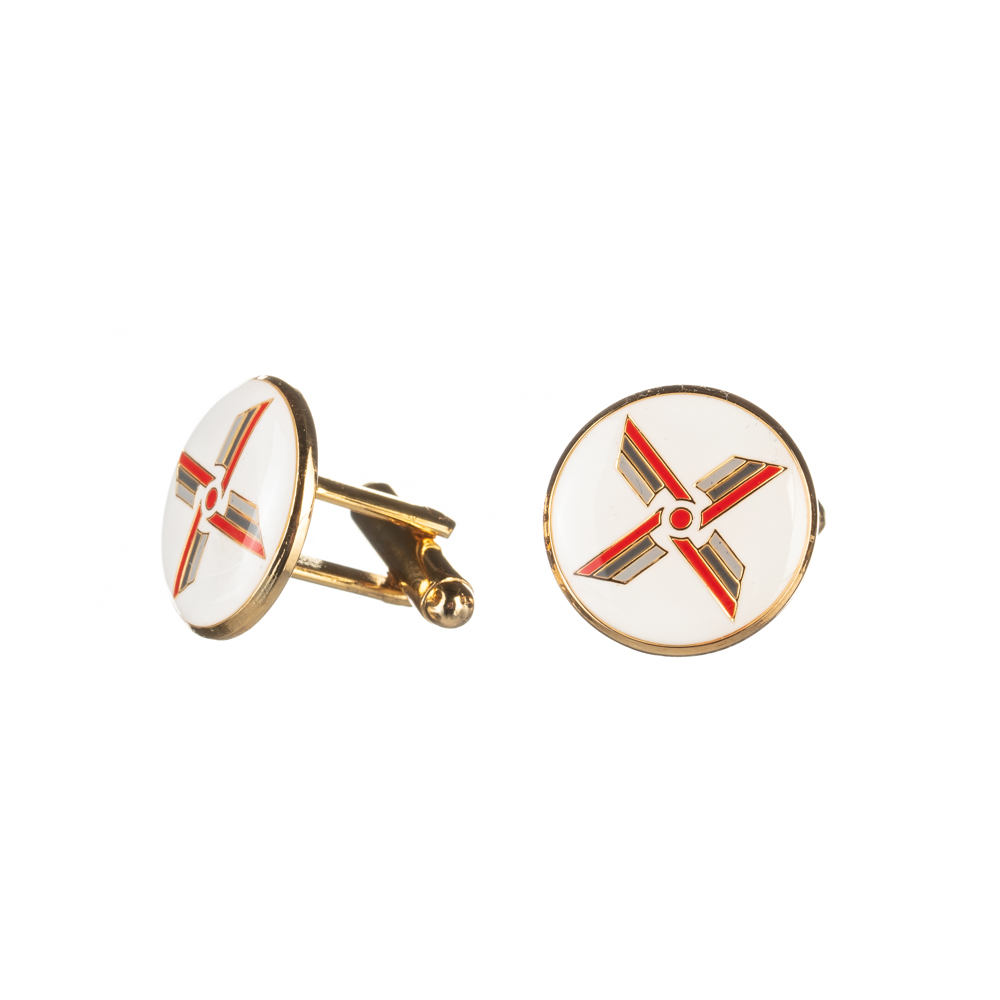 Pair of Hallmarked Silver Cufflinks